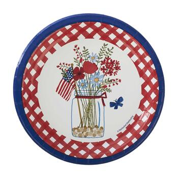 "FLOR PATRIOTISM 7"" 18CT view 1"