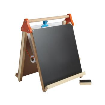 Discovery Kids™ Wood Easel Art Set view 2
