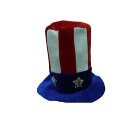 UNCLE SAM HAT W/BEARD view 1