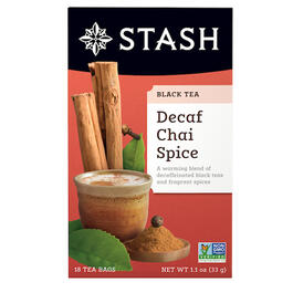 TEA STASH DECAF CHAI 2/1 view 1