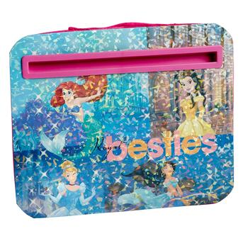 """Royal Besties"" Disney® Princesses Portable Laptop Desk"