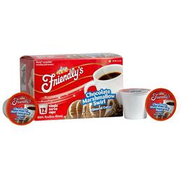 Friendly's® Chocolate Marshmallow Swirl Coffee Pods, 6-Boxes