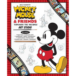 Disney™ Mickey Mouse™ Through the Decades Art Studio view 1