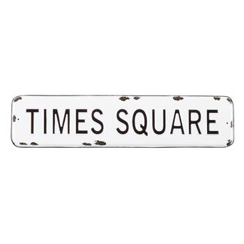 Sgn Times Square 22x5