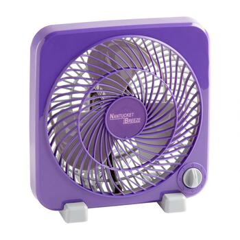 Nantucket Breeze™ 3-Speed Personal Box Fan