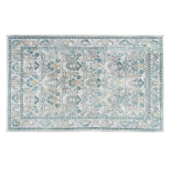 "2'3"" x 4'1"" Traditional Ivy Accent Rug"