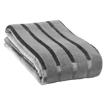 Joseph Abboud® Plush Striped Blanket