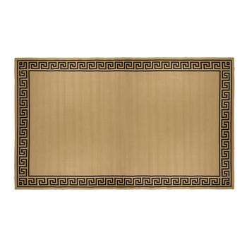 Greek Key All-Weather Area Rug