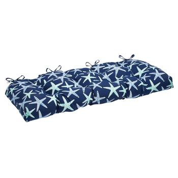 Starfish Indoor/Outdoor Double-U Bench Seat Pad