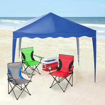 Folding Gazebo & Hammock Chairs