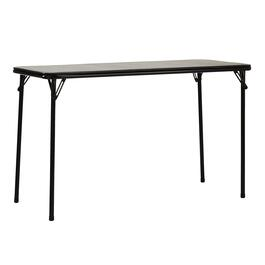 Rectangular Metal Folding Table