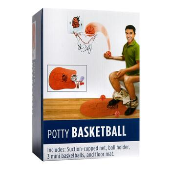 Potty Basketball Set
