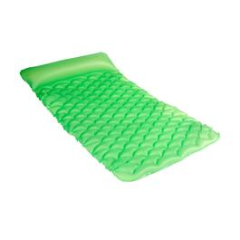 "84"" Green Float'N Roll Inflatable Pool Mat"