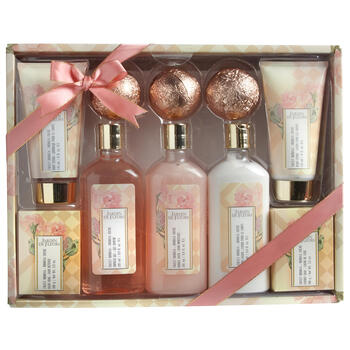 Sweet Mimosa Scented Spa Set, 10-Piece view 1