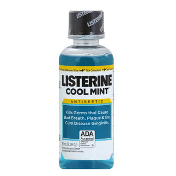 LISTERINE ANTI COOL MINT 3.2oz view 1