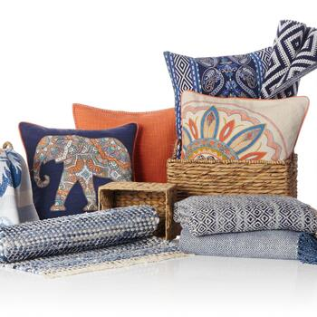 Embellished Accent Pillows