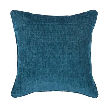 Solid Geo Beaded Square Throw Pillow view 2