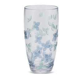 Petal and Stone™ Floral Cooler Glass view 1