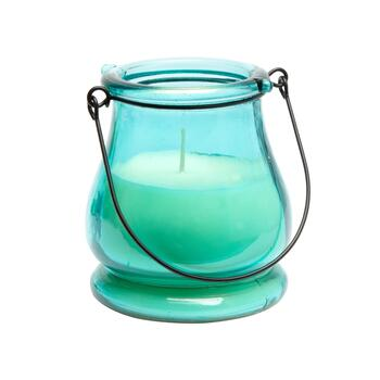Citronella Candle Jar Lanterns, Set of 5
