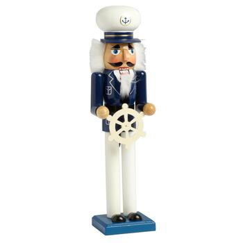 "15"" Sea Captain Nutcracker"