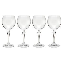 6-oz. European Wine Glasses, Set of 4