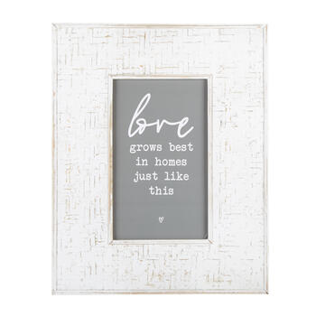 "The Grainhouse™ 19""x24"" ""Love"" Wide Frame Wall Decor view 1"