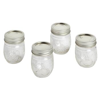 Ball® 8-oz. Mason Jars, Set of 4