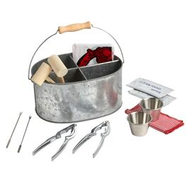 Seafood Lobster Caddy Set, 13-Piece