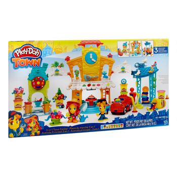 Play-Doh® 3-in-1 Town Center Play Set