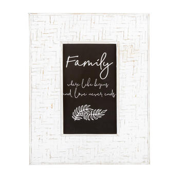 "The Grainhouse™ 19""x24"" ""Family"" Wide Frame Wall Decor view 1"