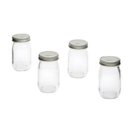 Ball® 4-oz. Mini Mason Jars, Set of 8 view 1