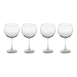 Balloon Wine Glasses, Set of 4