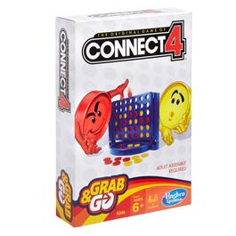 Grab & Go™ Connect 4® Board Game