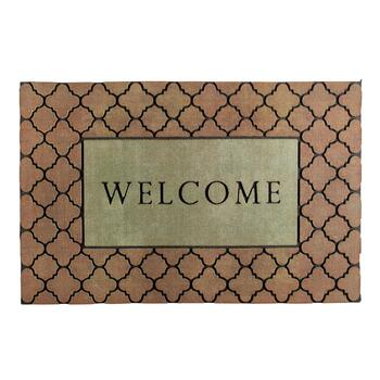 Mohawk Home Welcome Lattice Door Mat