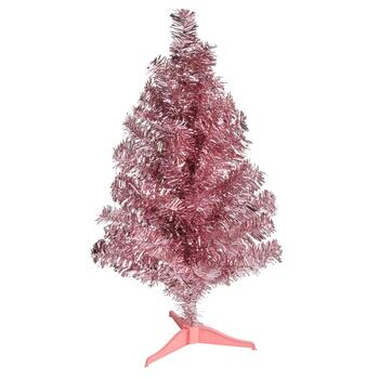 "24"" Tabletop Tinsel Tree"