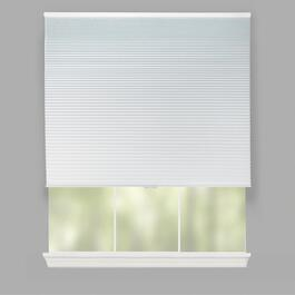 "72"" White Cordless Cellular Window Shade"