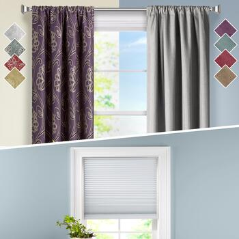 Panel Pairs & Cordless Shades