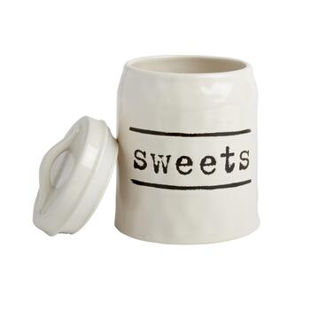 "The Grainhouse™ Typed ""Sweets"" Canister"