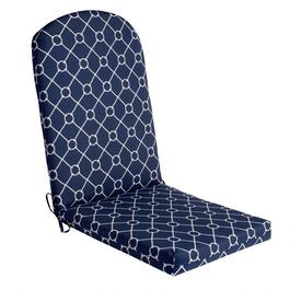 Nautical Knots Indoor/Outdoor Adirondack Chair Pad
