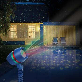 As Seen on TV Star Shower® Motion Laser Light