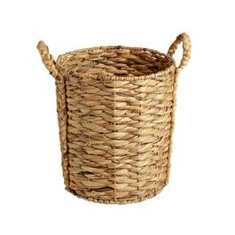 The Grainhouse™ Round Woven Water Hyacinth Basket