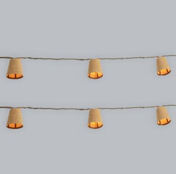 "The Grainhouse™ 92"" Cylinder String Lights"