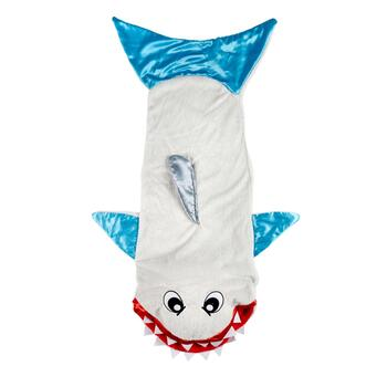 As Seen on TV Blue Fin Shark Snuggie® Tails™ view 2 view 3