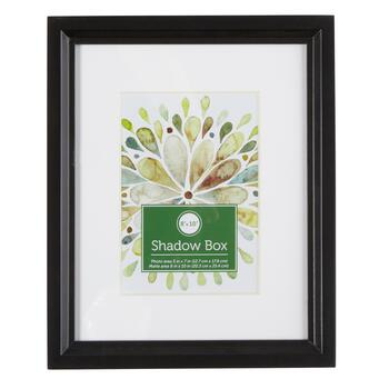 Shadow Box Matted Picture Frame