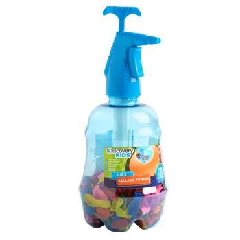 Discovery Kids™ 3-in-1 250-Balloon Pump