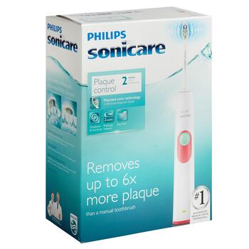 Philips Sonicare® 2 Series Plaque Control Electric Toothbrush view 2