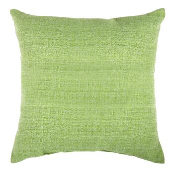 Kiwi Indoor/Outdoor Square Throw Pillow with Button view 2