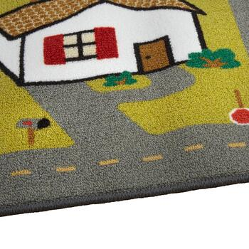 5' x 8' Mohawk Home Town Roads Children's Play Rug view 2