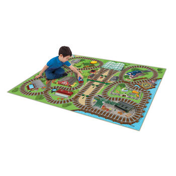 Thomas & Friends Mega Mat™ with Vehicle view 2