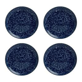 The Grainhouse™ Speckled Salad Plates, Set of 4